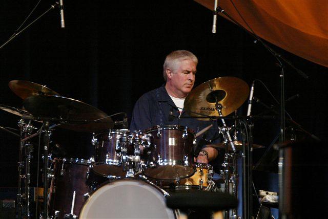 Kelly Jocoy - Drummer