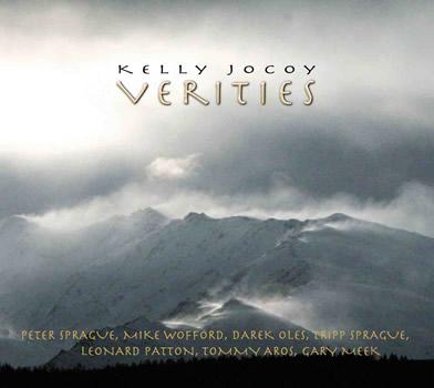 Kelly Jokoy CD Verities